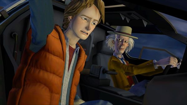 Back to the Future: The Game STEAM GIFT RU/CIS +ПОДАРКИ