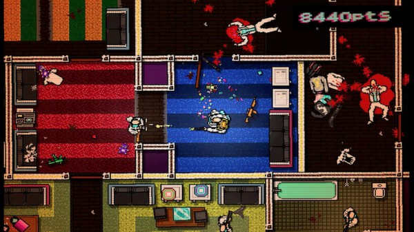 Hotline Miami ( STEAM GIFT RU + CIS ) + Gifts
