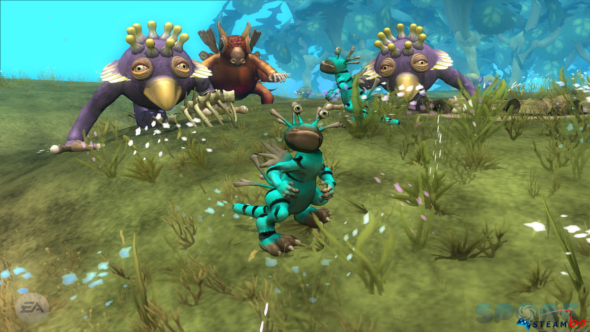 SPORE (Steam Gift RU) + Gifts