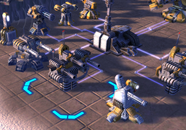 скачать игру суприм командер Forged Alliance - фото 9
