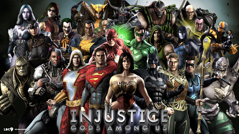 Injustice: Gods Among Us Ultimate Edition Gift + GIFTS