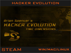 Hacker Evolution Complete Bundle Steam key ROW