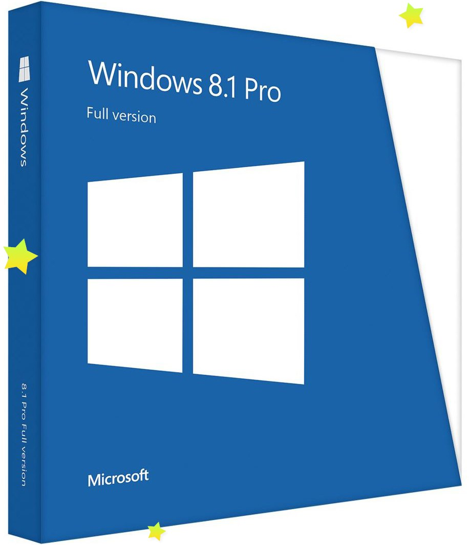 Windows 8.1 Professional x32-bit / x64-bit all lang✅