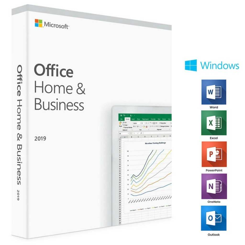 Microsoft Office Home and Business 2019 unlimited✅