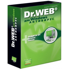 Antivirus Dr.Web 2 years 1 PC + 1 mob