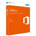 Microsoft Office для дома и учебы 2016 бессрочный