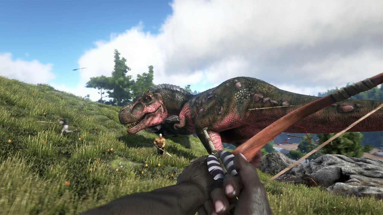 ARK: Survival Evolved [Steam Gift RU + CIS]