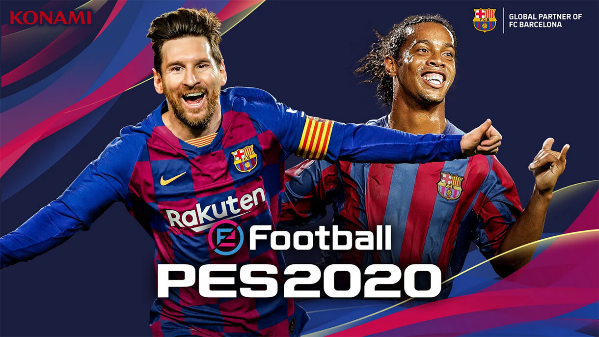 eFootball PES 2020 Official Steam Key