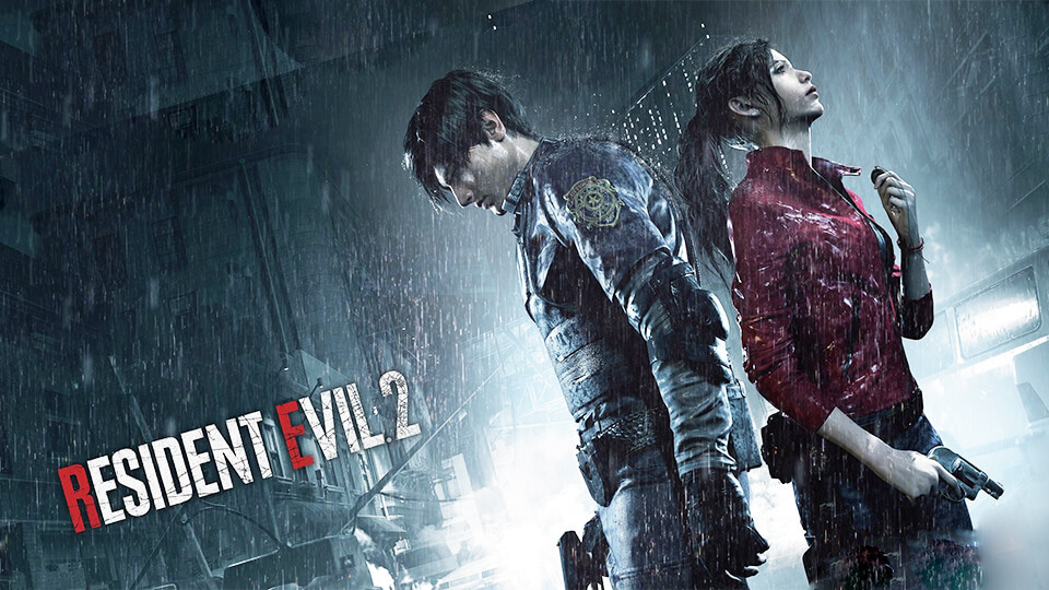 RESIDENT EVIL 2 / BIOHAZARD RE:2 - Deluxe Edition RU