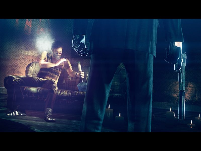 Hitman Absolution - Fast, Discount, Gift to Everyone