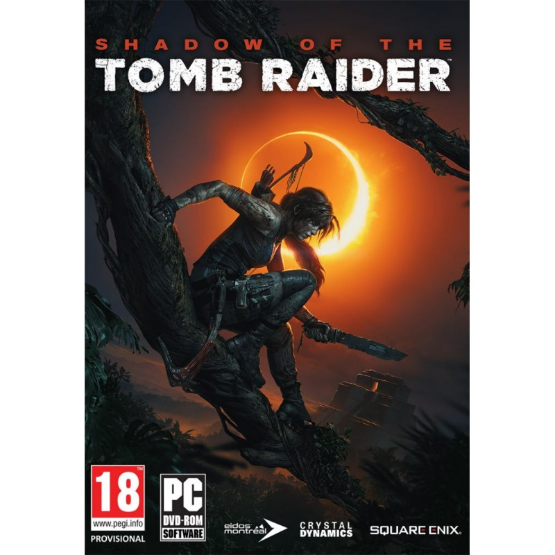 Shadow of the Tomb Raider[RU Gift]