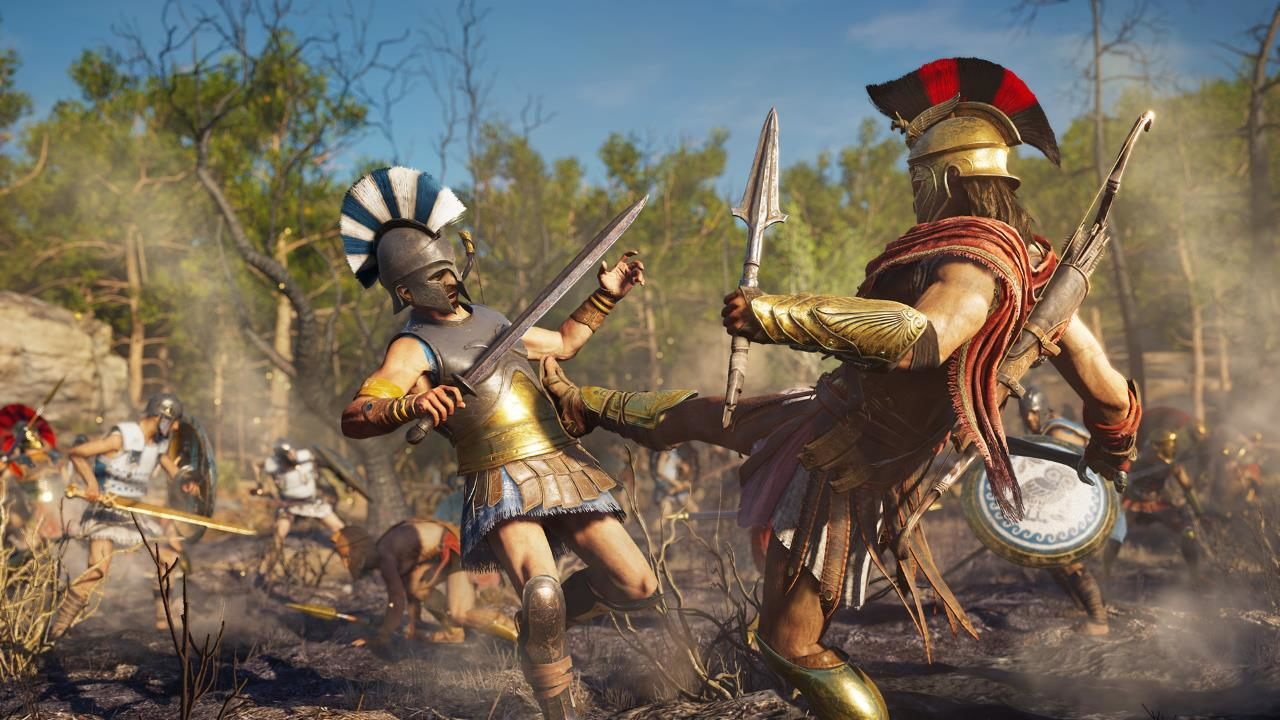 Assassin´s Creed Odyssey [Steam Russia]