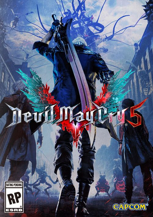 Devil May Cry 5 Deluxe  [Steam Russia] 2019