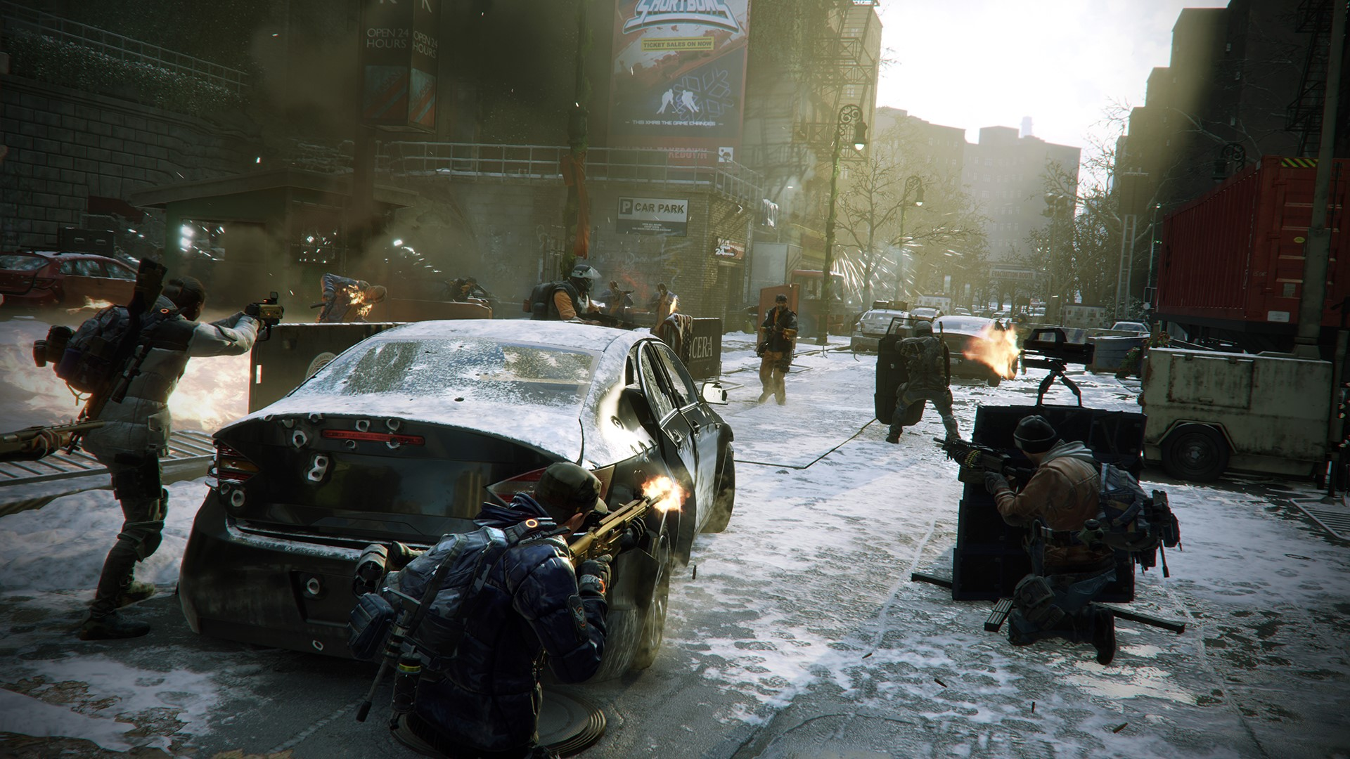 Tom Clancy's The Division Standard Edition (Uplay / RU)
