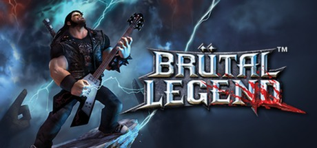 Brutal Legend (STEAM / РФ)