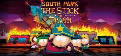 South Park: The Stick of Truth (STEAM KEY / RU)