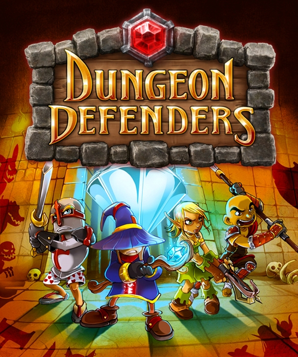 Dungeon Defenders + All DLC (Steam Key region free)