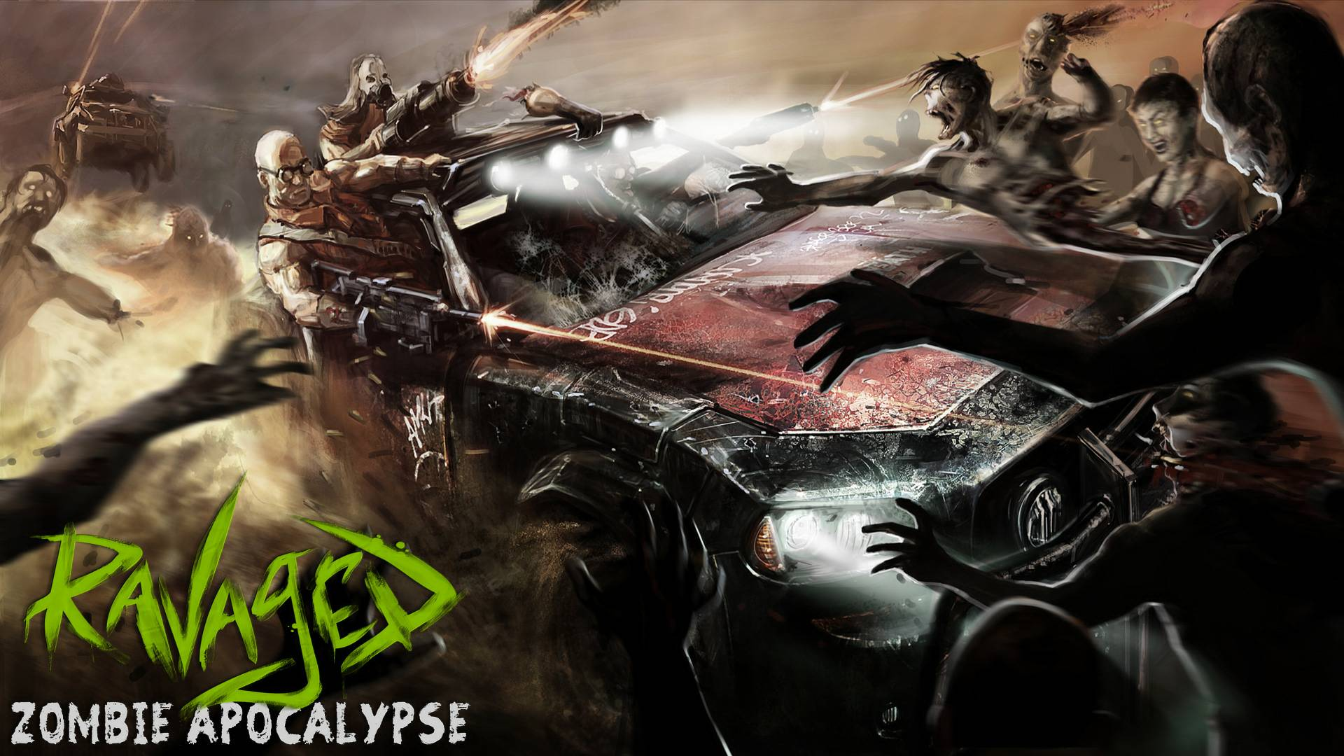 Ravaged Zombie Apocalypse ( Steam Key / Region Free )