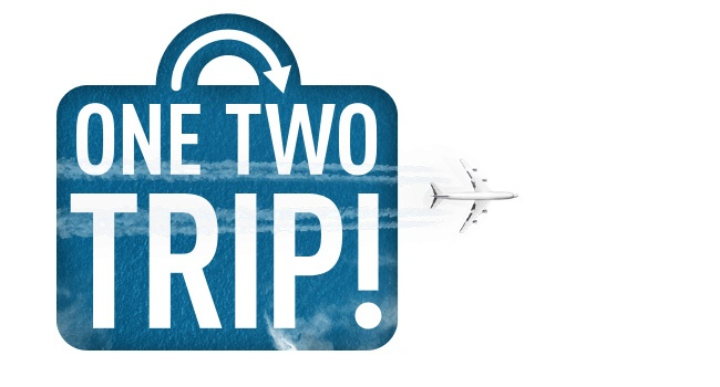 ONE TWO TRIP coupon 250 r