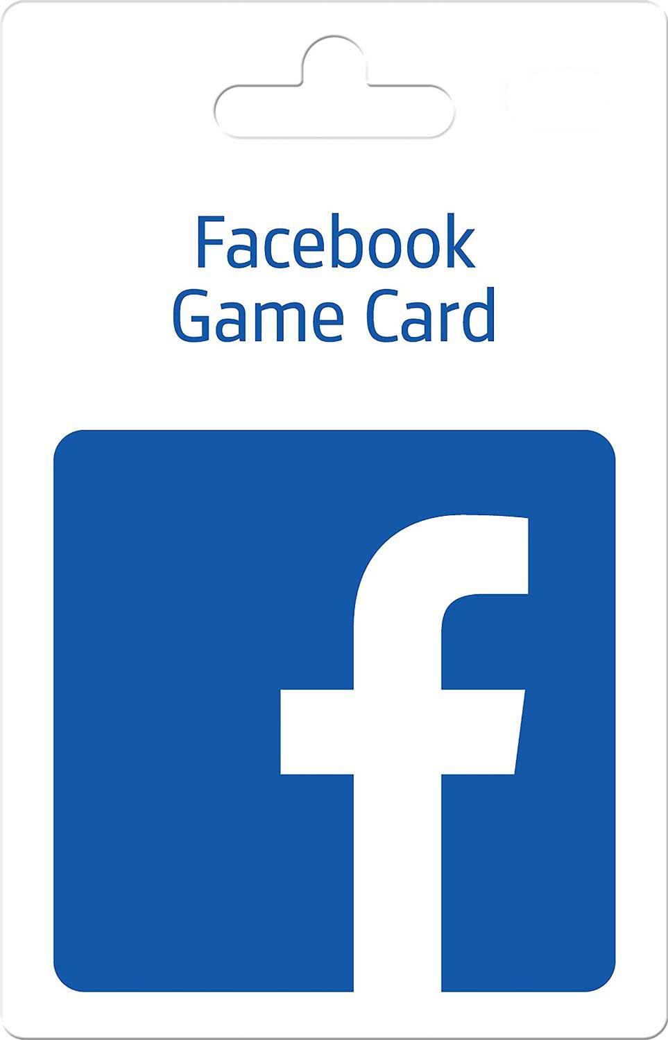 Facebook Game Card 25$ - 100$ + СКИДКИ