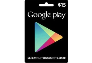 Google Play Gift Card 15$ (USA) + DISCOUNTS