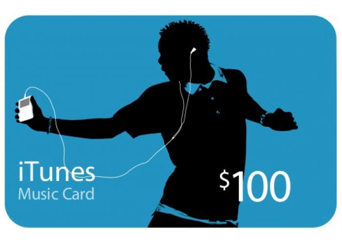 iTunes Gift Card (USA) 100$ + СКИДКИ