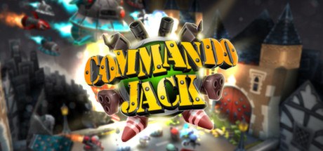 Commando Jack (STEAM KEY/REGION FREE) + СКИДКИ