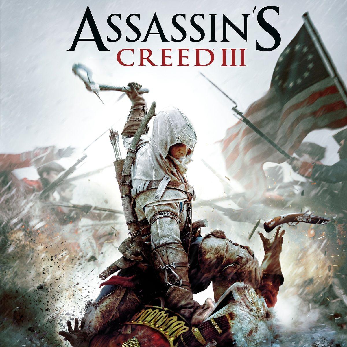 Assassin's Creed III 3 [ГАРАНТИЯ]