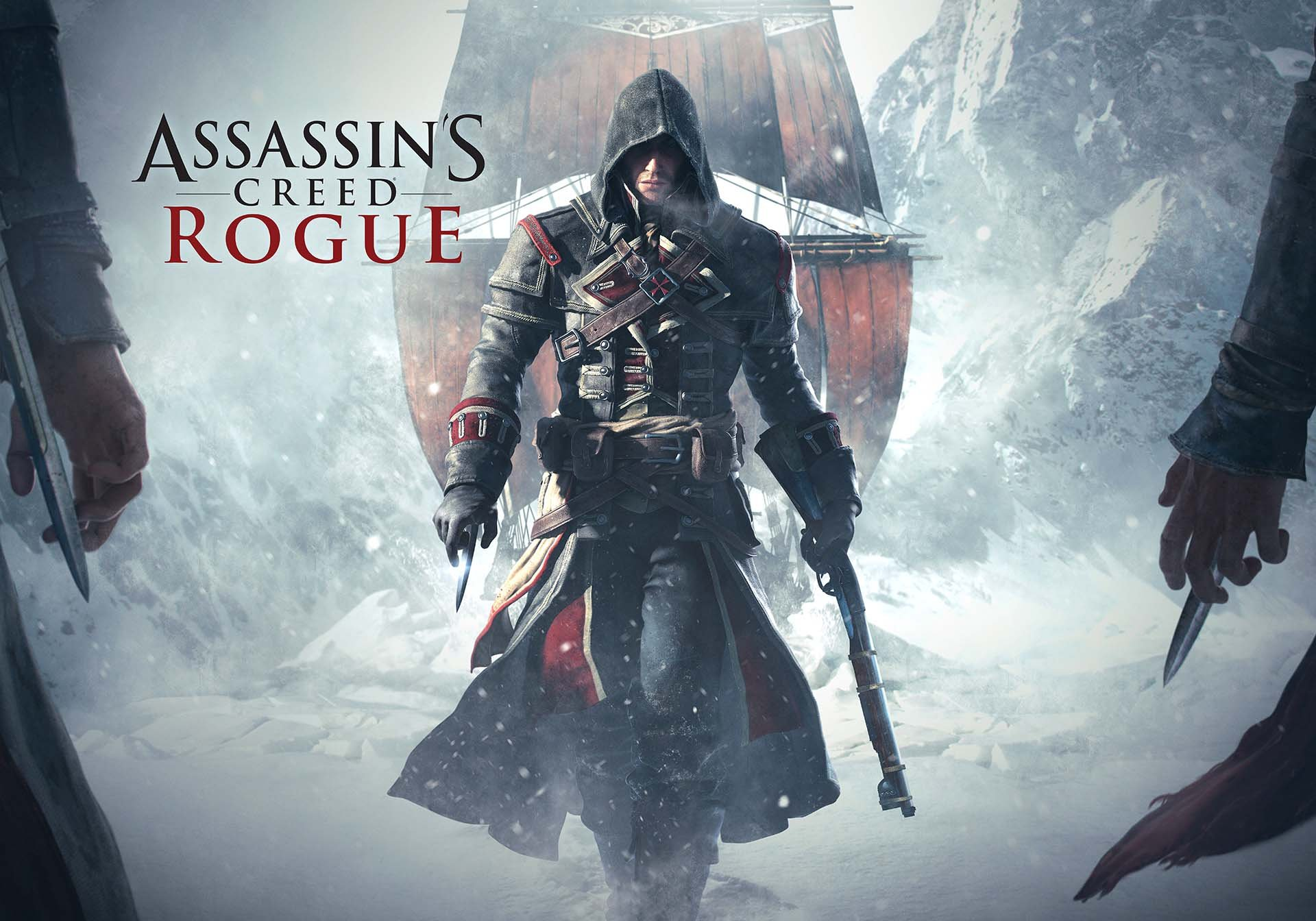 Assassin's Creed Rogue [ГАРАНТИЯ]
