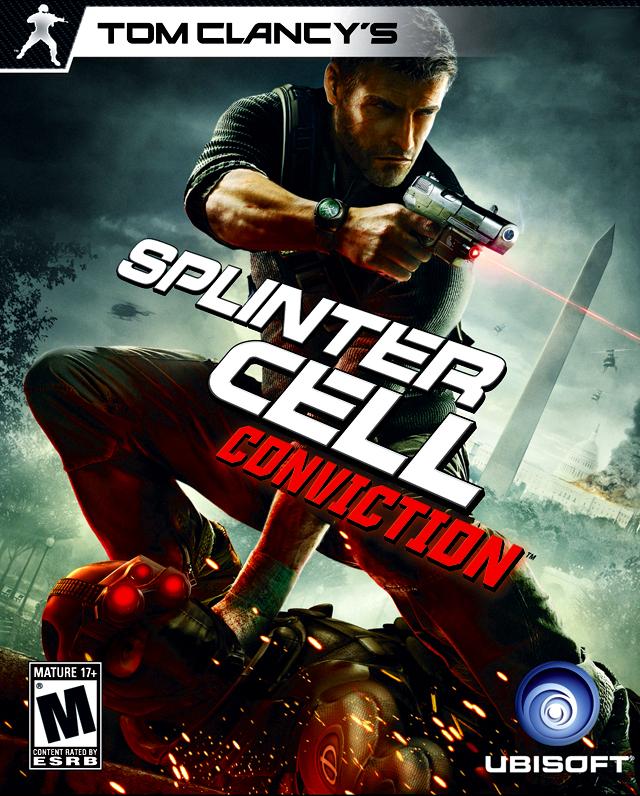 Splinter Cell Conviction [ГАРАНТИЯ]