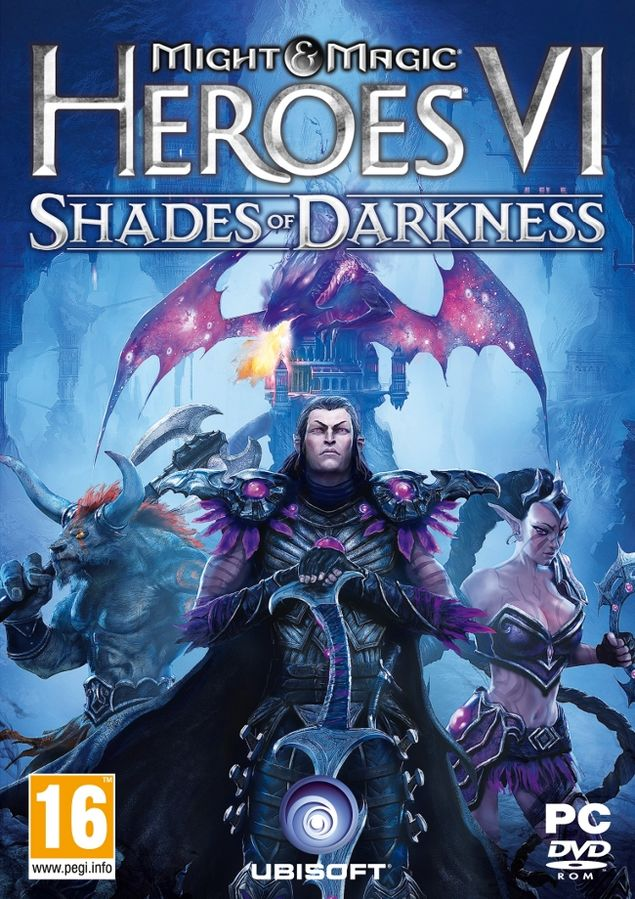 Might and Magic Heroes VI SoD [LIFETIME WARRANTY]