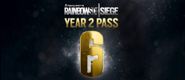 Tom Clancy's Rainbow Six Siege 2 YEAR PASS
