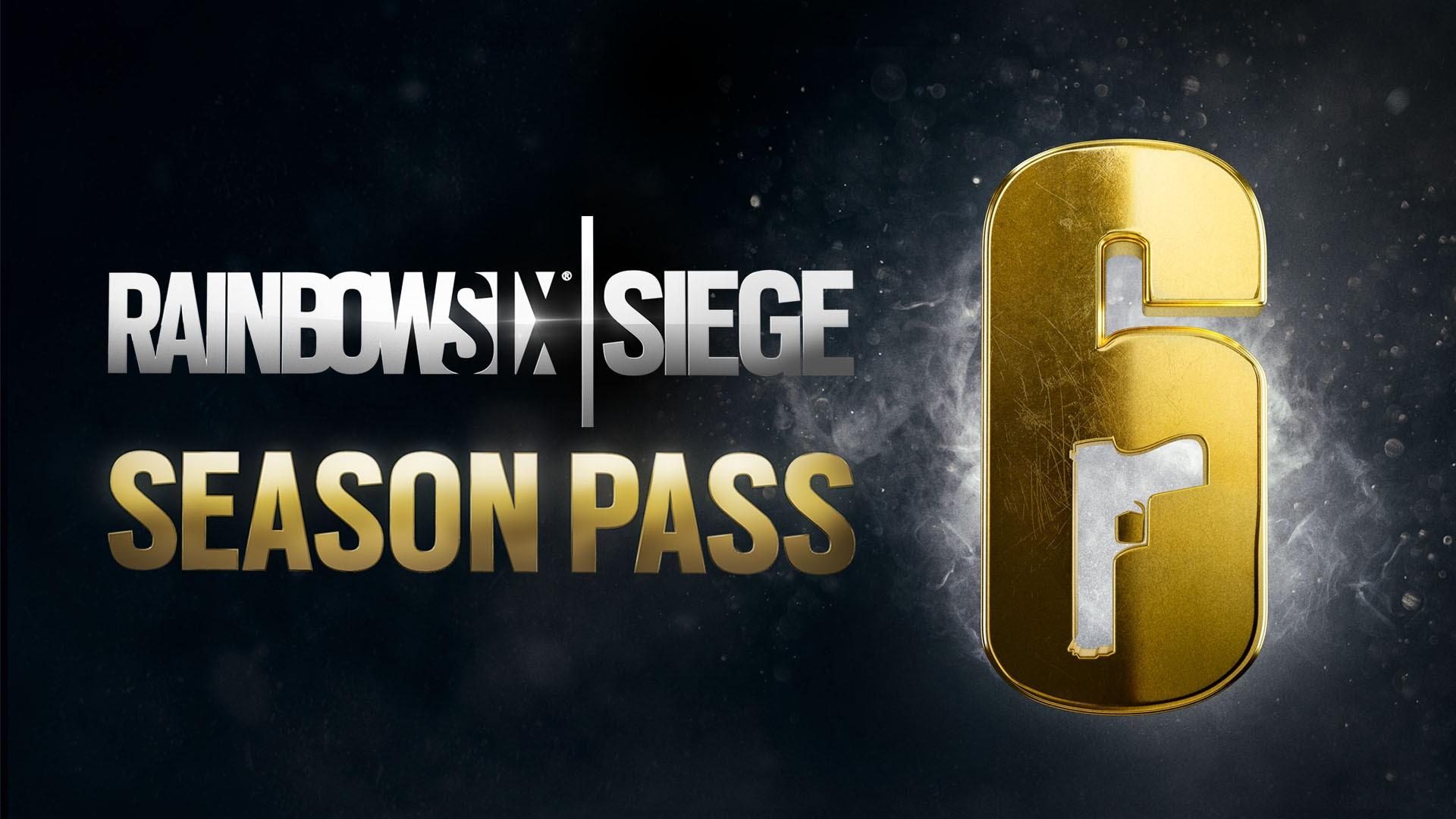 Tom Clancy's Rainbow Six Siege SEASON PASS