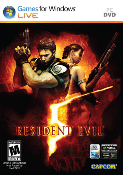 resident evil 5 product key for windows live games