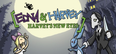 Edna & Harvey: Harvey's New Eyes (Steam Gift / Region Free)