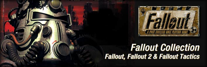 Fallout Collection (Steam Gift/Region Free)