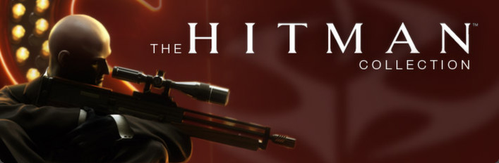 Hitman Collection (Steam Gift/Region Free)