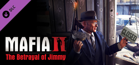 Mafia II DLC: Betrayal of Jimmy (Steam Gift)