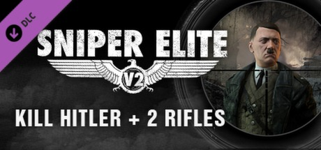 Sniper Elite V2 - Kill Hitler + 2 Rifles (Steam Gift)