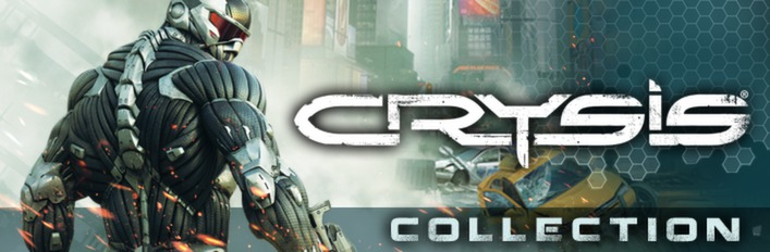 Crysis Collection (Steam Gift/Region Free)