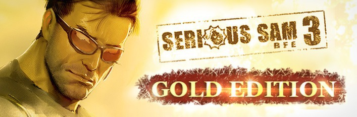Serious Sam 3 BFE Gold (Steam Gift / RegionFree)