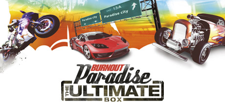 Burnout Paradise The Ultimate Box (Origin Key)