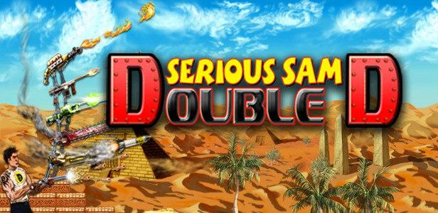 Serious Sam Double D (Steam Key / Region Free)