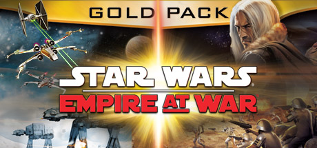 Star Wars Empire at War: Gold Pack  (SteamGift/RegFree)