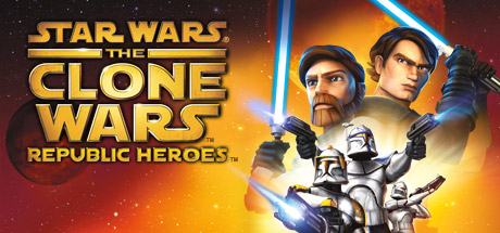 Star Wars The Clone Wars Republic Heroes (Gift/RegFree)
