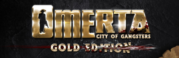 Omerta - City of Gangsters - GOLD ED (Gift / Region Free)