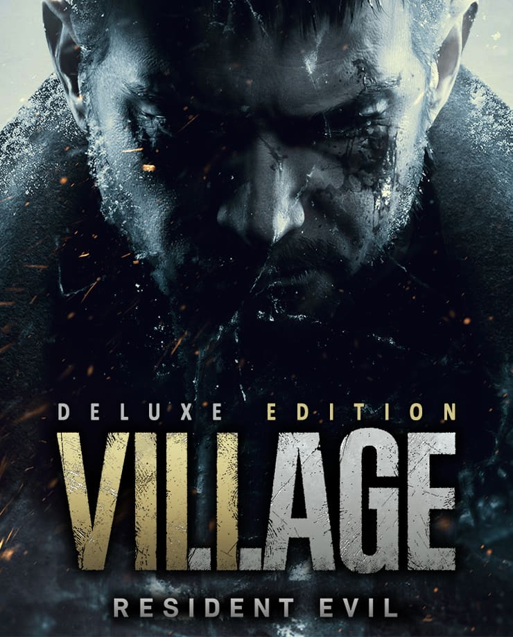 Фотография resident evil 8 village deluxe ru+cis оффлайн аккаунт