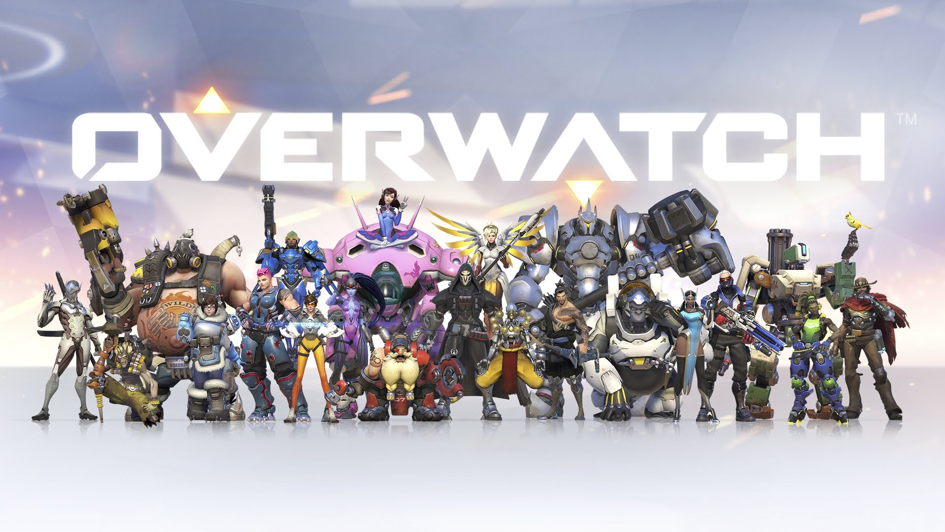 Overwatch. Standart edition. REGION FREE.