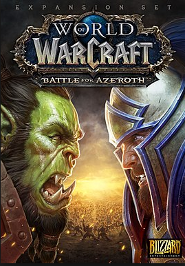 WORLD OF WARCRAFT: BATTLE FOR AZEROTH  EURO✅ | +LVL 110