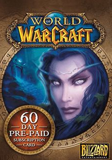 World of Warcraft - Game Card 60 Days (EU)